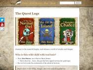 SiteDesign-TheQuestLogs
